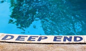 Surviving at the deep end